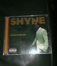 SHYNE GODFATHER BURIED ALIVE GREEN LABEL PROMO-CD