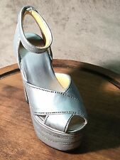 """Just the Right Shoe """"Silver Cloud. 25007. Retired. With Coa. Raine"""