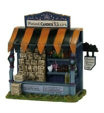 Dept 56 Halloween Village Accessories Spells And Potions Kiosk 4057617 Torn Box