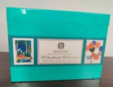 Burgoyne 25 Handmade All Occasion Greeting Card Collection Expedited