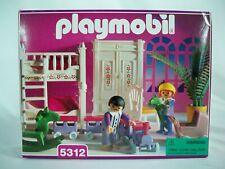 K21i0246 CHILDRENS BEDROOM 5312 MISB MINT IN SEALED BOX 1995 PLAYMOBIL VINTAGE