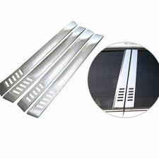 Air Chrome Door Pillar Post 4pc For Daewoo Leganza