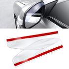 Clear Rear View Side Mirror Rain Board Eyebrow Guard Sun Visor Car Accessories S