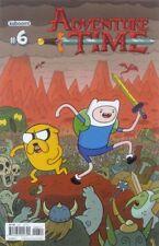 ADVENTURE TIME #6 COVER A BOOM! STUDIOS 2012