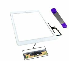 for iPad Air 1 Touch Screen Digitizer Replacement Home Button A1474 A1475 A1476
