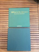 AFRICA TO THE AMAZON by Kim & Bill Brooks. RARE Limited Edition. Doubled Signed