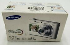 Samsung DualView DV150F 16.2MP Digital Camera Plum AS IS Untested in Box