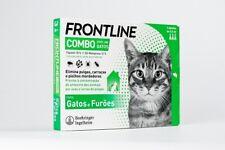 FRONTLINE COMBO SPOT ON  Gatti Pulci Zecche 3p