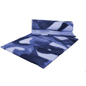 VETFLEECE Deep Pile Vet Approved Fleece Pet Bed ROLL Stock 1.5m | Camouflage