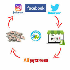 Make Excellent Money Drop Shipping With Aliexpress and Shopify - 5* product