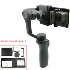 Mount Adapter Board Holder for DJI Osmo Mobile 2/1 Handheld Gimbal GoPro 6 5 4 3