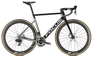 "FOCUS BIKE IZALCO MAX DISC 9.8  52CM / 20"" S SIZE 2X12 SRAM RED ETAP AXS GS"