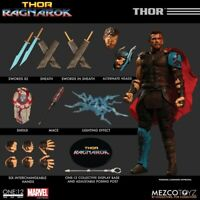 the ONE 12 COLLECTIVE: MARVEL – THOR RAGNAROCK 1/12 Action Figure MEZCO TOYS