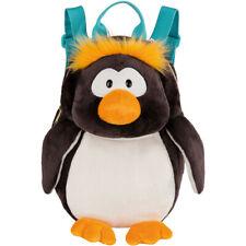Nici Plüsch Pinguin Rucksack Frizzy Kindergartenrucksack Plüsch
