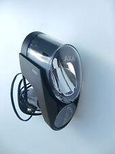 AXA Nano LED Scheinwerfer Frontscheinwerfer mit Standlicht für Nabendynamo 40Lux