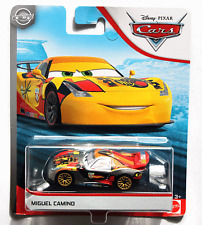 DISNEY PIXAR CARS SILVER COLLECTION MIGUEL CAMINO 2020 SAVE 6% IMPERFECT PACK