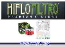 FILTRE À HUILE HIFLO HF185 MOTORRAD Peugeot Geopolis Exécutif 125 cc années: 07