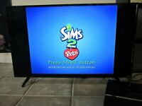 TESTED COMPLETE The Sims 2 Pets Sony Playstation 2 PS2 EA 2006 Simulation