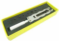 Metal Adjustable Watch Back Case Opener Battery Cover Big Wrench Screw Box