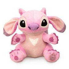 "Lilo & and Stitch Angel Plush Mini Bean Bag Soft Stuffed Toy Doll 14"" 35 cm tall"
