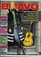 BRAVO Nr.50 vom 6.12.1972 Juliane Werding, David Cassidy, Alice Cooper....