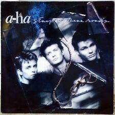 33t A-Ha - Stay on these roads (LP)