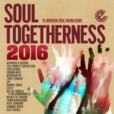 Various - Soul Togetherness 2016 NEW CD