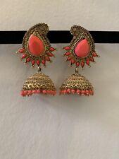 Pakistani Indian Bollywood Jewelry Earring