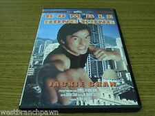 RUMBLE IN HONG KONG (DVD, 2004)