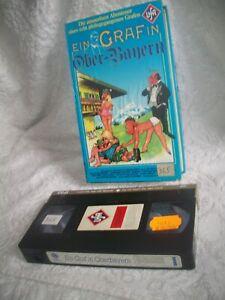 VHS : Ein Graf in Ober-Bayern - UFA - Erotik-Klamauk