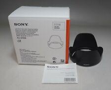 Sony α lens hood ALC-SH 109 for SAL2875 SEL18200 GENUINE
