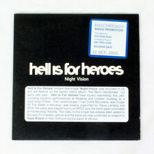 Hell Is For Heroes - Night Vision - music cd ep