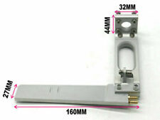 RUDDER 160mm LONG with WATER PICKUP brushless gas rc boat aluminium 130mm width