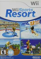 Wii Sports Resort (Wii, 2009) Brand New