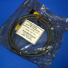 TPC WIRE & CABLE TREX-ONICS 2 METER MALE THIN CABLE ASSEMBLY, 60706 *NEW* *PZB*