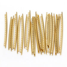 21 Pcs Fingerboard Frets Fret Wire Copper For Acoustic Guitar Classical 2.0mm