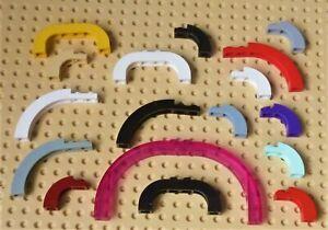 LEGO - BRICK'S - ARCH CURVED, Choose Part, Colour & Qty BA1