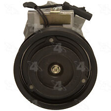 Four Seasons 98346 New Compressor And Clutch