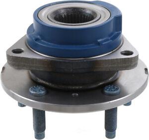 Wheel Bearing and Hub Assembly-w/o ABS Front BCA Bearing WE60880