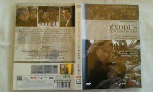 EXODUS il sogno di Ada - dvd - olocausto - monica guerritore - eccellente