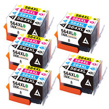 20PK Compatible 564XL Ink Cartridge for HP 564 Deskjet 3526 e-All-in-One Printer