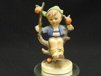 FABULOUS HUMMEL GOEBEL APPLE TREE BOY FIGURINE 142 FULL BEE TMK2 * GERMANY