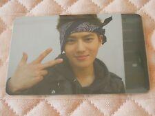(ver. Suho) EXO-K EXO 1st Album Repackage Growl Photocard K-POP TYPE B