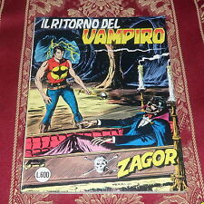 ZAGOR ZENITH originale: numero 238 *Prima Edizione*