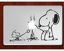 Snoopy Apple Macbook Pro Retina 13 Mac Sticker Decal Skin Vinyl Cover For Laptop