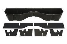 DUHA Under Seat Storage For Titan Nissan CrewCab 2004-2013 Dark Gray Rear 40011
