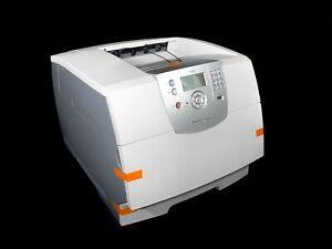 Lexmark T640 Workgroup Laser Printer