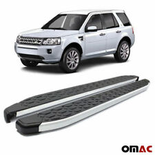 Side Steps Running Boards  Nerf Bars 2Pcs For Land Rover LR2 Freelander  2007-14