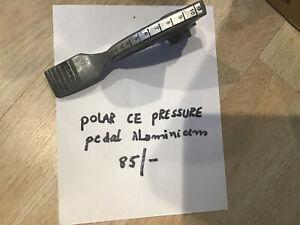polar paper cutter  Polar CE Pressure Pedal Aluminum