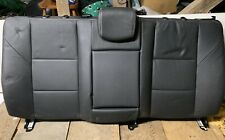 Renault Megane 3 Rs 2012 Interior Rear Leather Seats